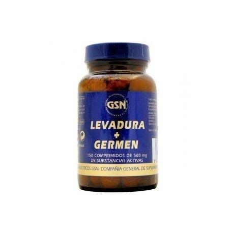 LEVADURA CERVEZA G.S.N. 150 COMPRIMIDOS