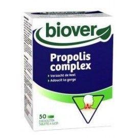 PROPOLIS COMPLEX BIO BIOVER 50 COMPRIMIDOS