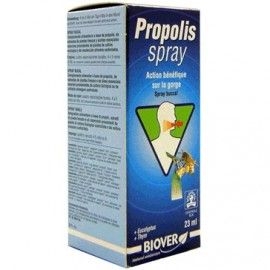 PROPOLIS SPRAY ORAL BIOVER 25 ML