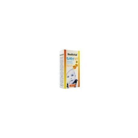 BABYVIT LIQUID DROPS HEALTH AID 25 ML