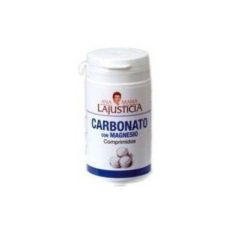 CARBONATO MAGNESIO LAJUSTICIA 75 COMPRIMIDOS