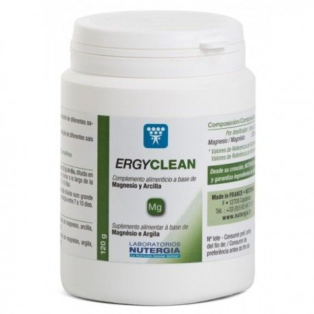 ERGYCLEAN NUTERGIA 120GR