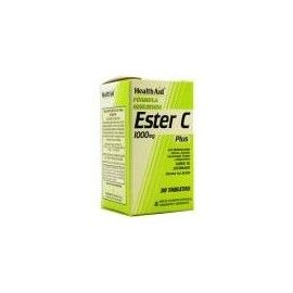 ESTER C PLUS 1000MG HEALTH AID 30 COMPRIMIDOS