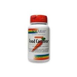 FOOD CAROTENE SOLARAY 50 PERLAS