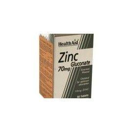 GLUCONATO ZINC HEALTH AID 90 COMPRIMIDOS