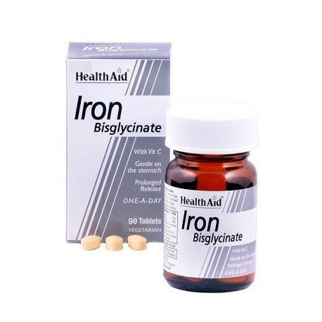 Hierro-bisglicinato health-aid