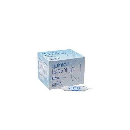 ISOTONIC QUINTON 30 AMPOLLAS