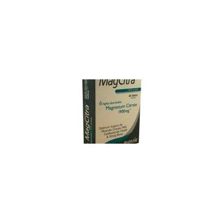 MAGCITRA HEALTH AID 60 COMPRIMIDOS