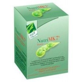 NUTRI MK7 500MG 45 MCG 100 % NATURAL 60 PERLAS