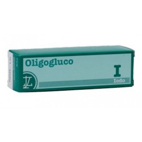 OLIGOGLUCO IODO (I) EQUISALUD 30 ML