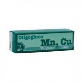 OLIGOGLUCO MANGANESO COBRE EQUISALUD 30 ML