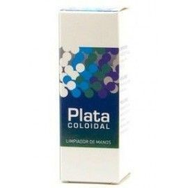 PLATA COLOIDAL 120 PPM ARGENOL 50ML