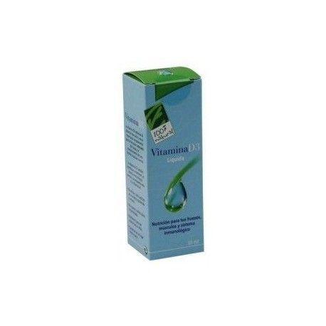 VITAMINA D3 LIQUIDA 100 % NATURAL 50 ML
