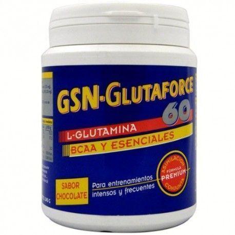 GLUTAFORCE 60 CHOCO G.S.N. 240 GR