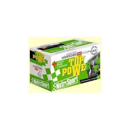 TOP POWER NUTRI SPORT 24 SOBRES
