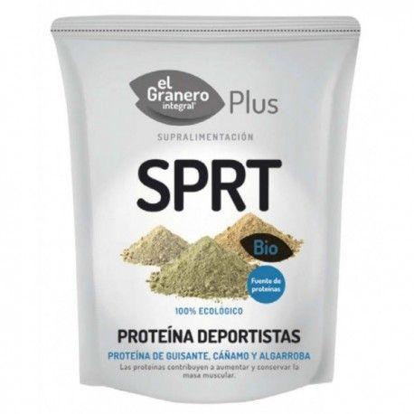 PROT. DEPORTISTAS SPRT BIO GRANERO INTEGRAL 200 GR