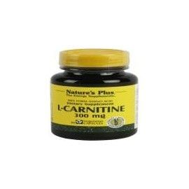 CARNITINA L 300MG NATURE'S PLUS 30 CÁPSULAS