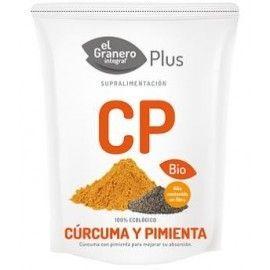 CP CURCUMA PIMIENTA BIO POLVO GRANERO INTEGRAL 200 GR