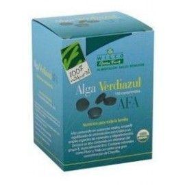 ALGAS VERDIAZUL AFA 100 % NATURAL 150 COMPRIMIDOS