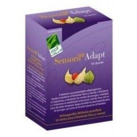 SENSORIL ADAPT ASHWAGANDHA 100 % NATURAL 60 CÁPSULAS