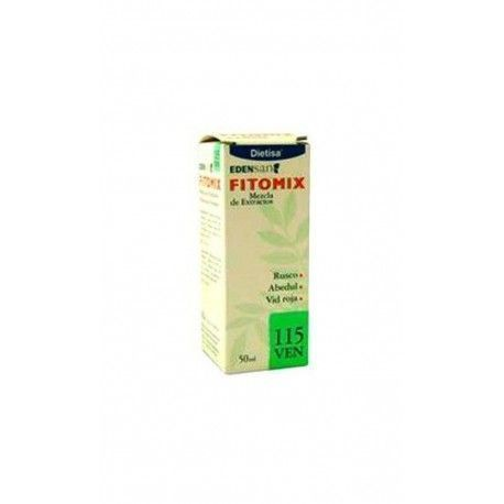 FITOMIX 115 VEN GOTAS DIETISA 50 ML