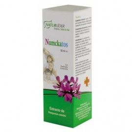 ANTITUSIVO NUMCKATOS NATURLIDER 50 ML