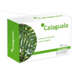 CALAGUALA 330MG ELADIET 60 COMPRIMIDOS