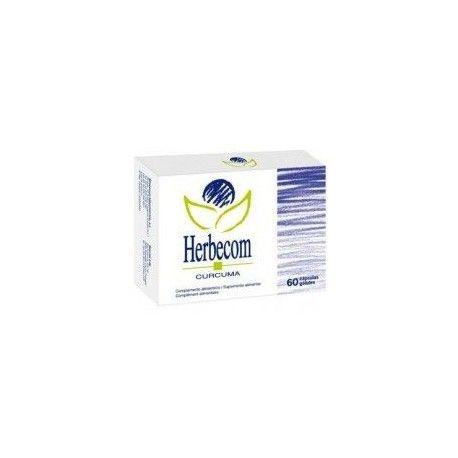 HERBECOM CURCUMA BIOSERUM 60 CÁPSULAS