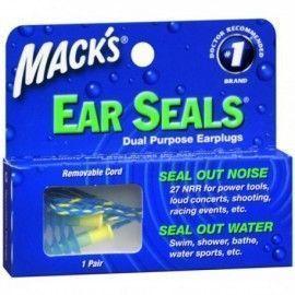 TAPON OIDO KIT CONFORT EAR SEALS MACKS 1 PAR