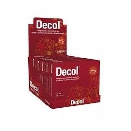 DECOL 570MG DIMEFAR 30 CÁPSULAS