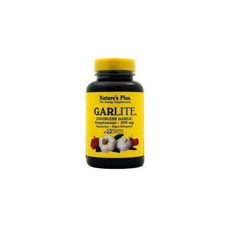 GARLITE NATURE'S PLUS 90 CÁPSULAS
