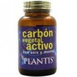 CARBON ACTIVO PLANTIS 60 CÁPSULAS