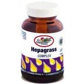 HEPAGRASS 610MG GRANERO INTEGRAL 75 CÁPSULAS
