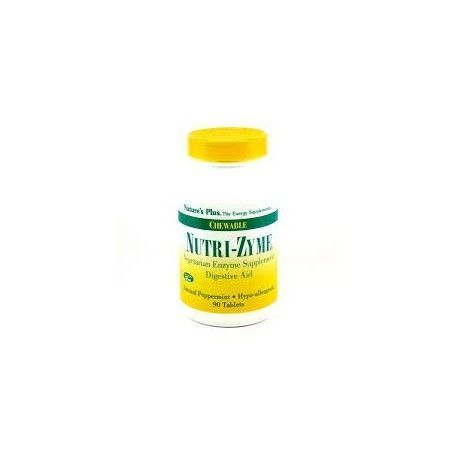 NUTRIZYME NATURE'S PLUS 90 CÁPSULAS