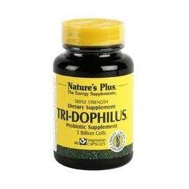 TRIDOPHILUS NATURE'S PLUS 60 CÁPSULAS