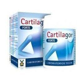 CARTILAGOR FORTE 300MG TEGOR 50 CÁPSULAS