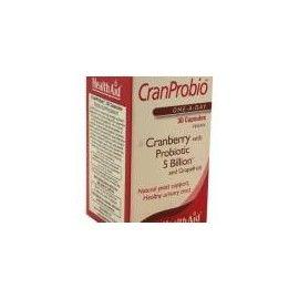 CRANPROBIO HEALTH AID 30 CÁPSULAS