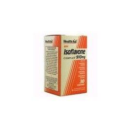 SOY ISOFLAVONAS HEALTH AID 30 COMPRIMIDOS