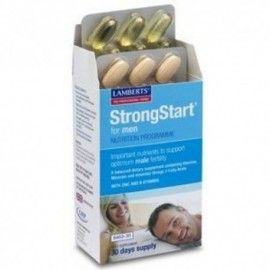 STRONG START HOMBRE LAMBERTS+ 30 COMPRIMIDOS
