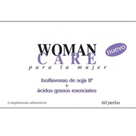 WOMAN CARE FITOESTROGENOS DIETICLAR 60 PERLAS