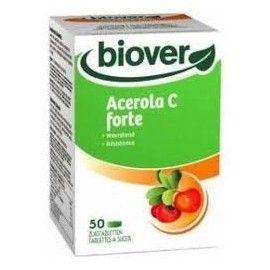 ACEROLA C FORTE BIOVER 50 COMPRIMIDOS