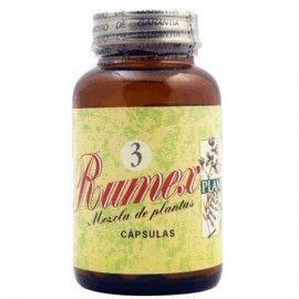 RUMEX 3 HEP BIL PLANTIS 60 CÁPSULAS