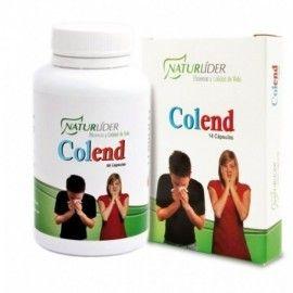 COLEND BLISTER NATURLIDER 14 CÁPSULAS