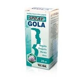 SPRAY GOLA TONGIL 25 ML