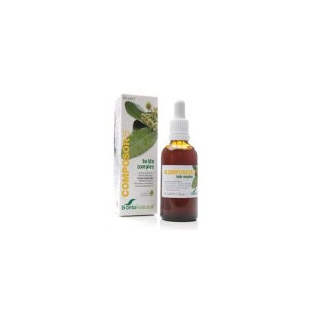 COMPOSOR 03 - BOLDO COMPLEX SORIA NATURAL 50 ML