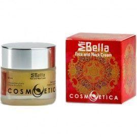 CREMA MiBella Crema hidratante y nutritiva para cara y cuello Cosmoetica Equisalud  Crema Antioxidante 50 ml