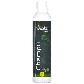 Irati Organic champú cabello normal Bio 250ml