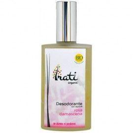 Irati Organic desodorante salvia y lavanda spray Bio 100ml