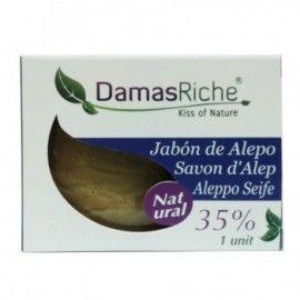 JABON LAUREL ALEPO 35% 200 GR ECORICHE