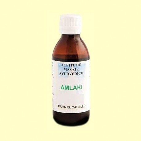 ACEITE AMLAKI CAPILAR DABUR 200 ML